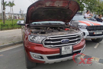 Nguy cơ hỏng hộp số, triệu hồi 11.746 xe Ford Ranger, Everest ở Việt Nam