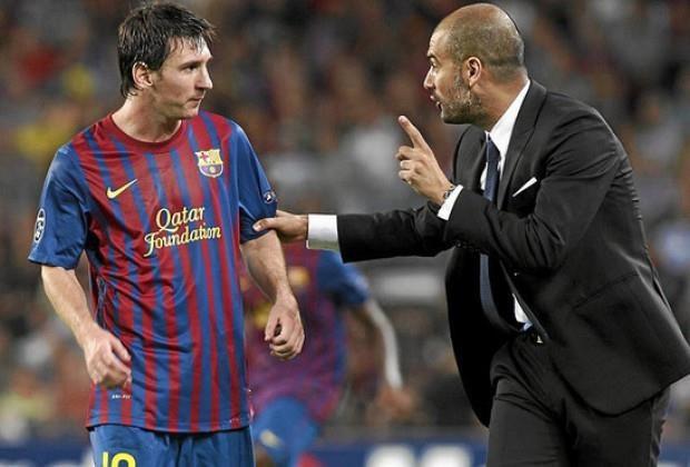Messi bị tố giả tạo và khiêu khích, giống hệt Pep Guardiola - VietNamNet