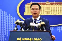 Mọi hành vi phương hại đến chủ quyền của Việt Nam đều vô giá trị