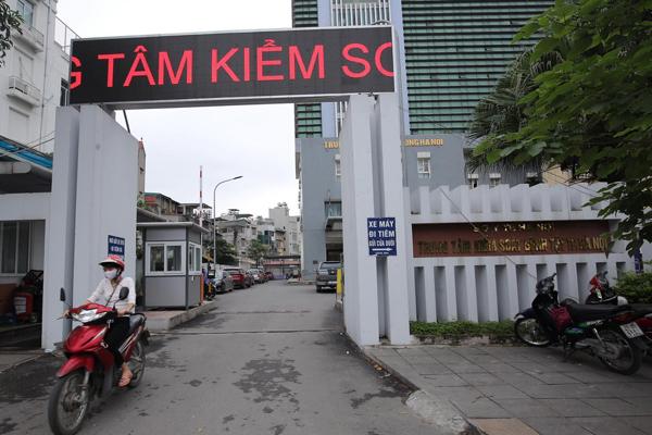 Phân công người mới phụ trách CDC Hà Nội sau khi giám đốc bị tạm giam