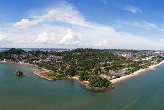 Tsunami risk identified near future Indonesian capital