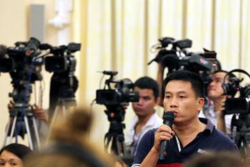 Báo cáo sai về tự do báo chí, tổ chức Phóng viên không biên giới có dụng ý xấu