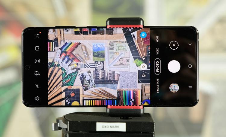 Galaxy S20 Ultra bị 5 đối thủ 'vượt mặt' trên bảng xếp hạng DXOMark