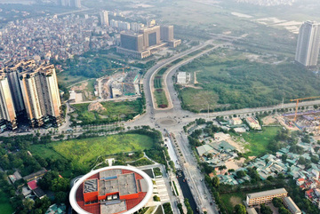 New F1 race track has not led to higher land prices