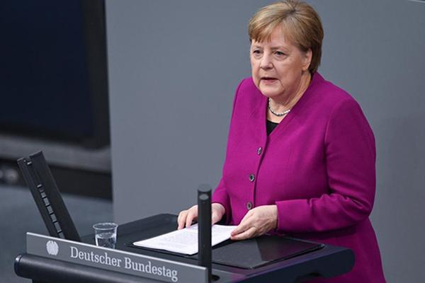 Thủ tướng Đức cảnh báo dịch Covid-19 mới ở giai đoạn đầu