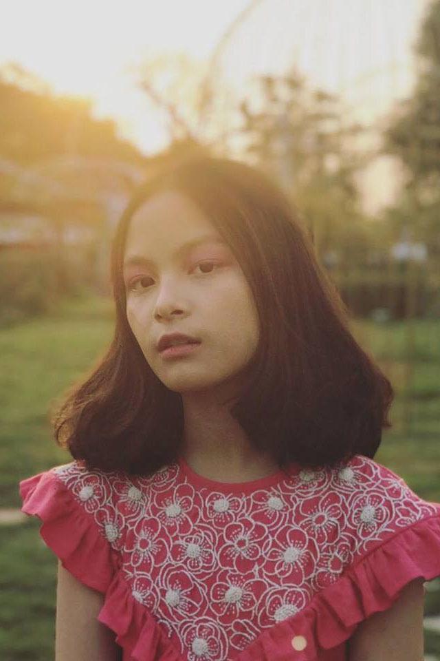 Vẻ xinh xắn, đáng yêu của Bảo Anh - con gái MC Phan Anh