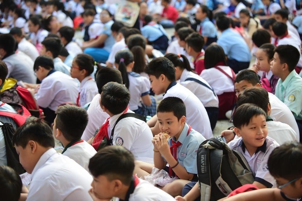 Trường học TP.HCM chưa được mở nếu chỉ số an toàn dưới 30%