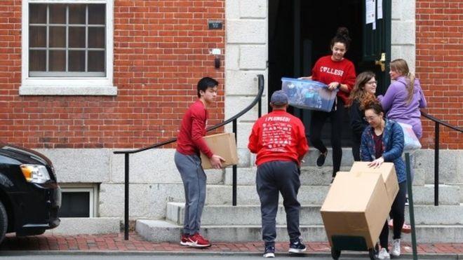 Coronavirus: Harvard rejects Trump demand to pay back aid