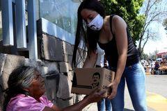 Coronavirus: Latin American crime gangs adapt to pandemic
