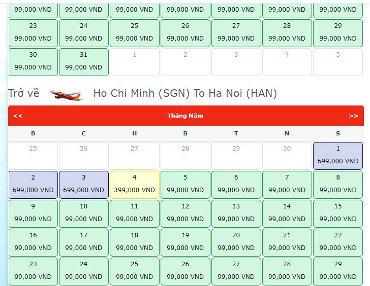 Giá vé máy bay giảm mạnh, lên kế hoạch đi du lịch