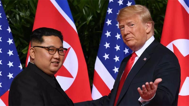 Ông Trump tố CNN đưa tin giả về sức khỏe Kim Jong Un