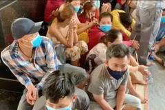 Đột kích sòng bạc hàng chục tay chơi ở nghĩa trang gia tộc Sài Gòn