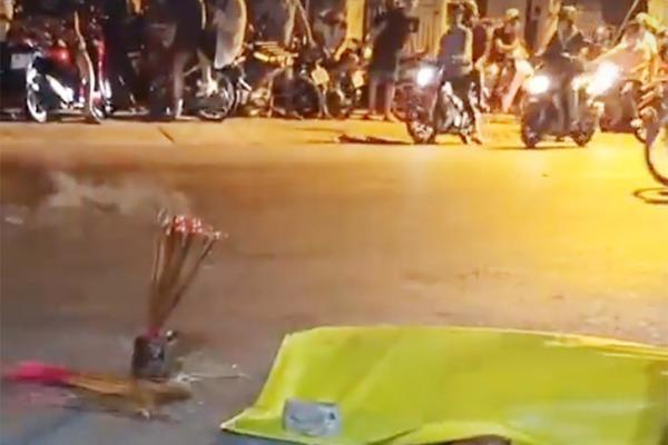 Đâm chết người rồi vứt xác giữa đường ở Củ Chi