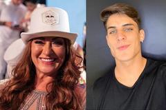Mẹ Neymar chia tay bồ trẻ vì quan hệ phức tạp