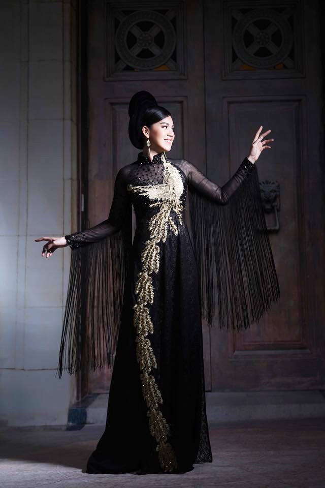 Á hậu Hoàng Oanh nổi tiếng một thời giờ ra sao?