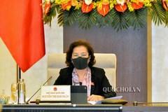 QH sẽ phê chuẩn miễn nhiệm Phó Thủ tướng, bầu Chủ tịch Hội đồng bầu cử