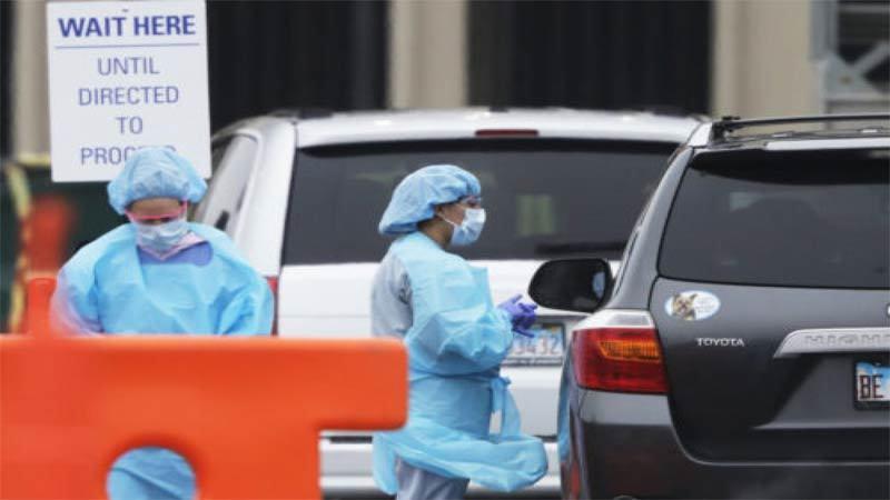 Ca nhiễm Covid-19 ở Nga tăng kỷ lục, Anh đứng thứ 3 toàn cầu về số tử vong