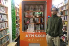 ATM sách miễn phí ở Hà Nội