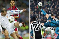 Những bàn thắng đẹp nhất trong lịch sử Cup C1