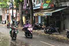 Dự báo thời tiết 25/4, không khí lạnh tăng cường, Hà Nội mưa rét
