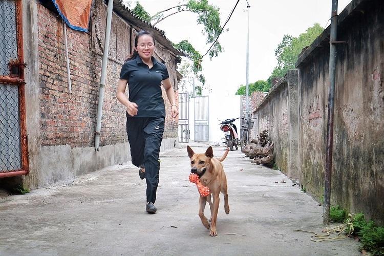 Chú chó Phú Quốc đắt nhất Việt Nam được đại gia khắp nơi 'săn đón'