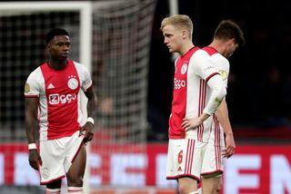 Ajax lên tiếng khi vuột cúp vô địch vì Covid-19