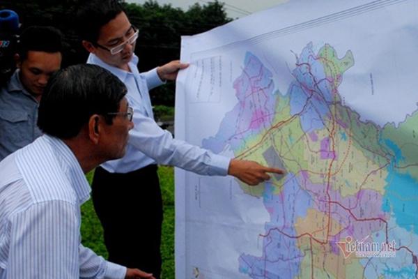 Tiếp tục thu hồi gần 4ha đất triển khai dự án sân bay quốc tế Long Thành