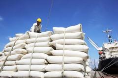 Hơn 1 tháng gián đoạn, xuất khẩu gạo vẫn thắng lớn