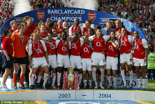 Ngày này năm xưa: Arsenal vô địch NHA với thành tích khó tin