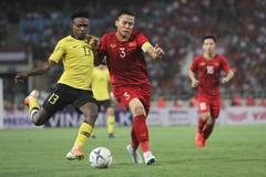 Sao Malaysia tự tin qua mặt tuyển Việt Nam