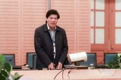 Lý do ông Nguyễn Nhật Cảm vắng họp Ban chỉ đạo chống dịch ngày 17/4
