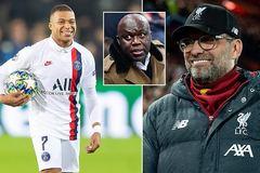 Liverpool tung chiêu lấy Mbappe trước mũi Real