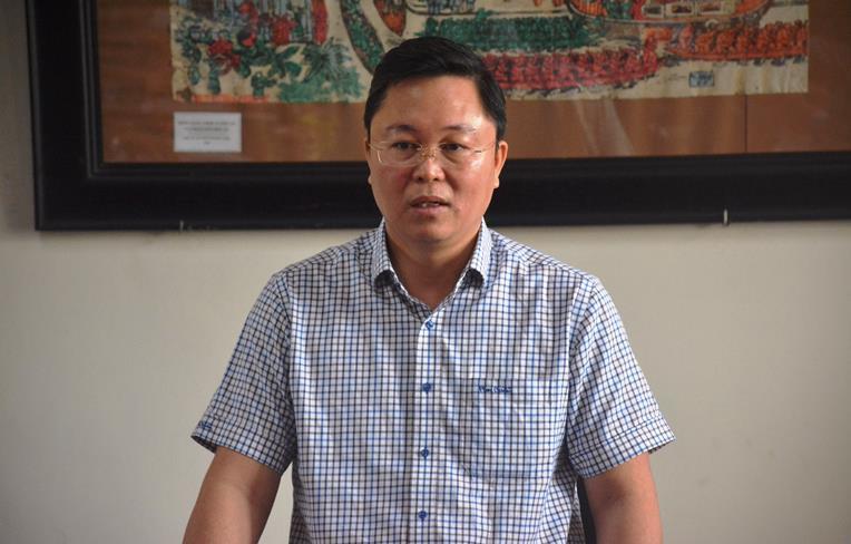 Chủ tịch Quảng Nam: Mua máy xét nghiệm 7,2 tỷ nếu sai phạm sẽ xử lý