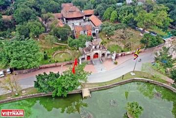 Co Loa Citadel - ideal destination for tourists