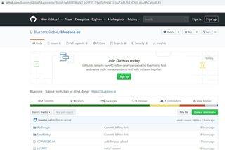 Bluezone đã được công bố trên GitHub để cộng đồng nguồn mở đóng góp