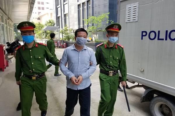 Các 'bóng hồng' vụ Hà Văn Thắm kháng cáo