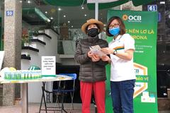 OCB triển khai nhiều biện pháp chống dịch trên toàn hệ thống