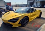 Thêm siêu xe 27 tỷ, McLaren 720S mui trần bản cao nhất về Việt Nam