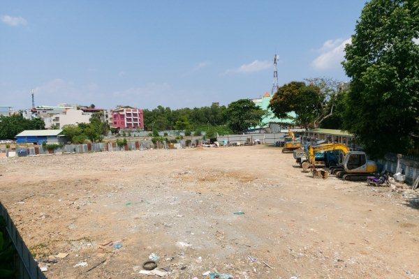 Ngưng hoạt động thu gom xà bần sát khu dân cư, trường học gây ô nhiễm