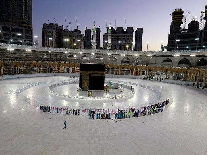Cảnh hoang vắng hiếm gặp tại các thánh đường Hồi giáo trong tháng Ramadan