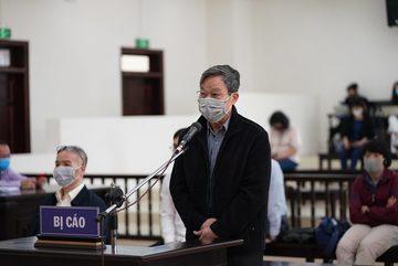 Y án chung thân với ông Nguyễn Bắc Son, ông Lê Nam Trà được giảm án