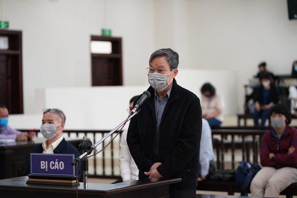 Ông Nguyễn Bắc Son xin lỗi Tổng bí thư
