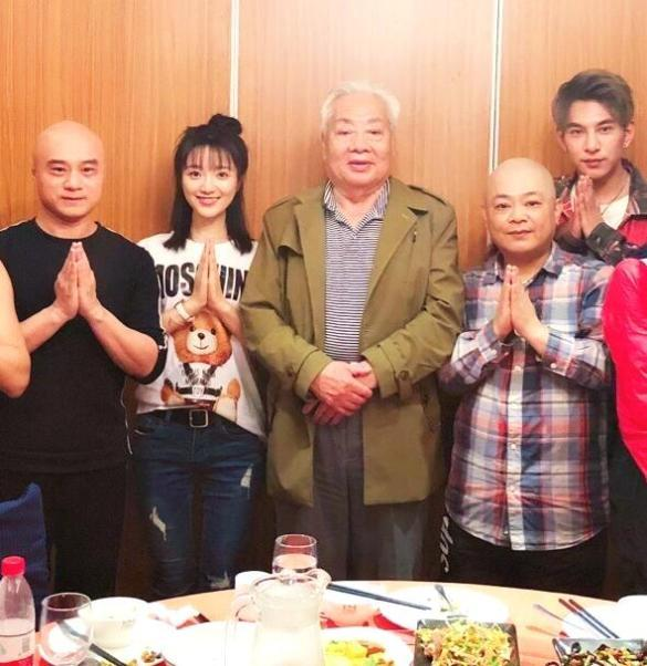 Tuổi 81 của diễn viên đóng Phật Tổ Như Lai trong 'Tây Du Ký'
