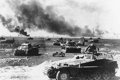 Trận đấu xe tăng lớn nhất trong lịch sử chiến tranh