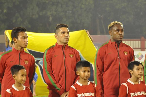 Indonesia nhập tịch để thu hẹp đẳng cấp với tuyển Việt Nam