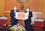 Kiều bào Thái Lan, Hàn Quốc ủng hộ hơn 700 triệu đồng chống dịch Covid-19