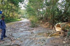 Tailings dam incidents pollute waterways