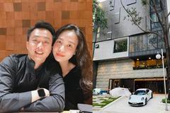 """""""Ngôi nhà hạnh phúc"""" trưng siêu xe của Cường Đô la"""