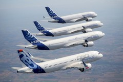 Coronavirus: Plane-maker Airbus furloughs 3,200 staff