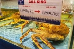 Cua Alaska giá đang 'bèo', chủ nhà hàng khuyên rẻ mấy cũng đừng ăn